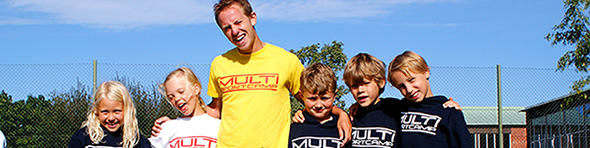 Multi Sport Camp sommarläger