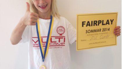 Fairplay pris tilldelas Rut Gúner Konradsberg