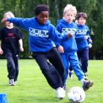 Fotboll Konradsbergshallen Sommar Multi Sport Camp
