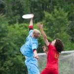 Ultimate Frisbee Konradsbergshallen Sommar Multi Sport Camp
